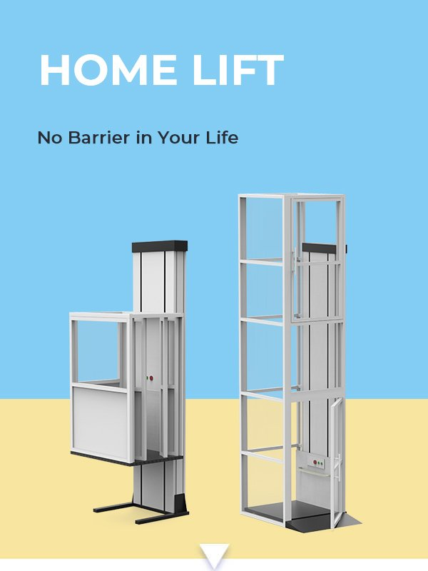 Home lift -banner