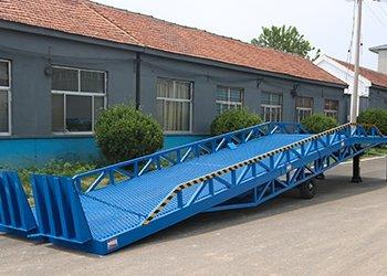 Mobile Loading Ramp