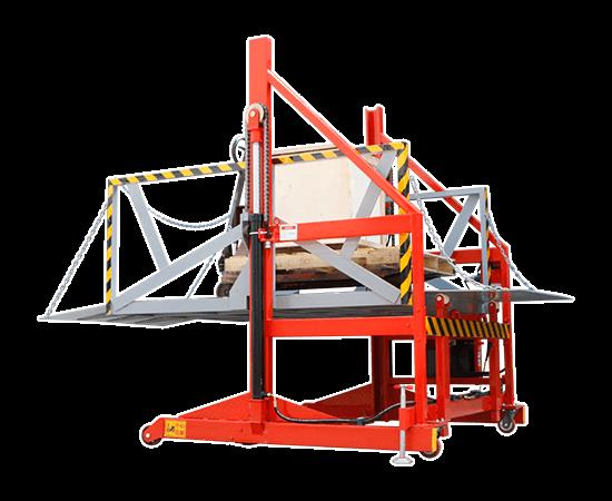 Mobile Loading Platform