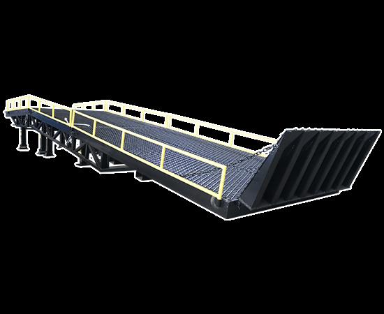 Sectional Loading Ramp