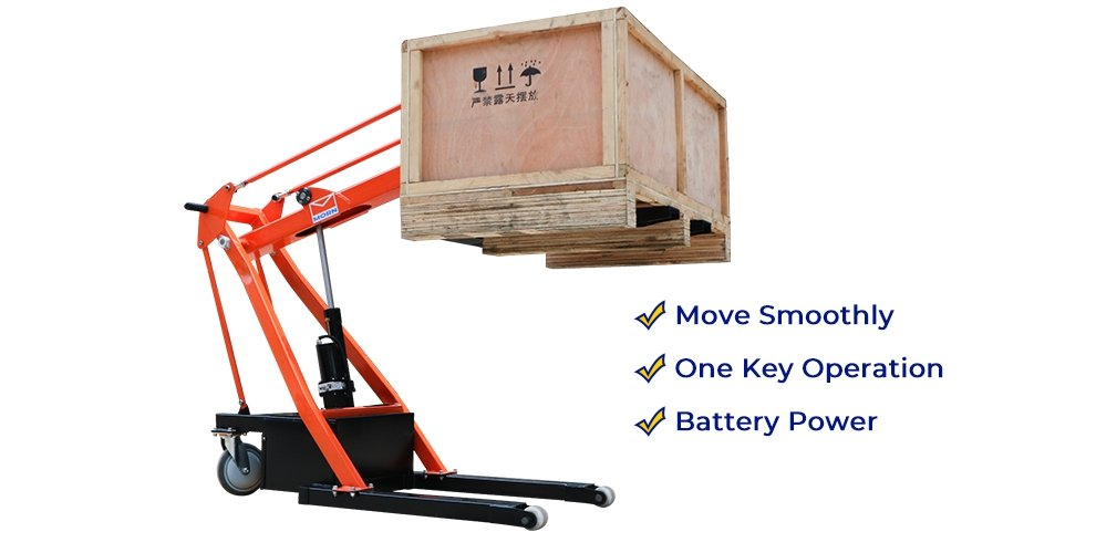 Smart Pallet ForkLift 6