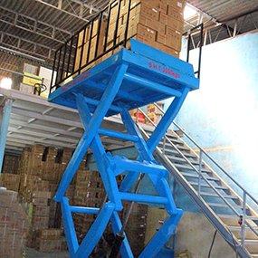 hydraulic scissor lift table (3)