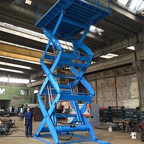hydraulic scissor lift table (4)