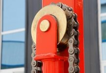 Chain and Roller